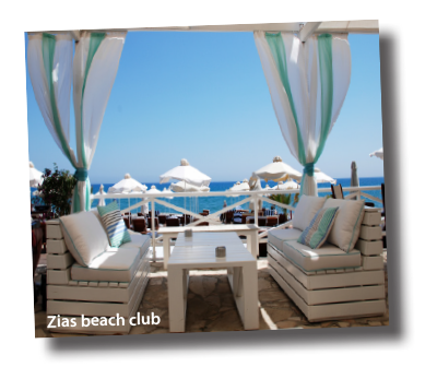 Resort - Zias beach Club
