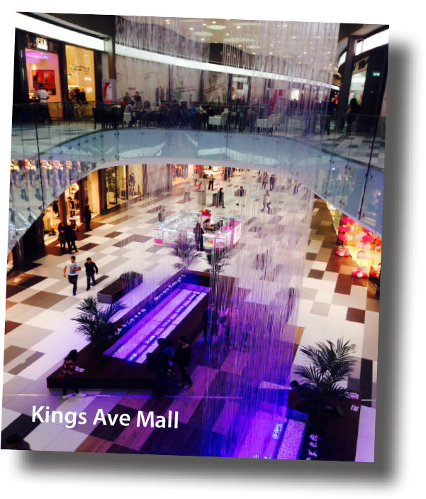 Retail - Kings Aphrodite Mall