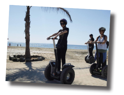 Tips - Segway