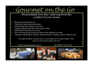 Our recommended catering company for you