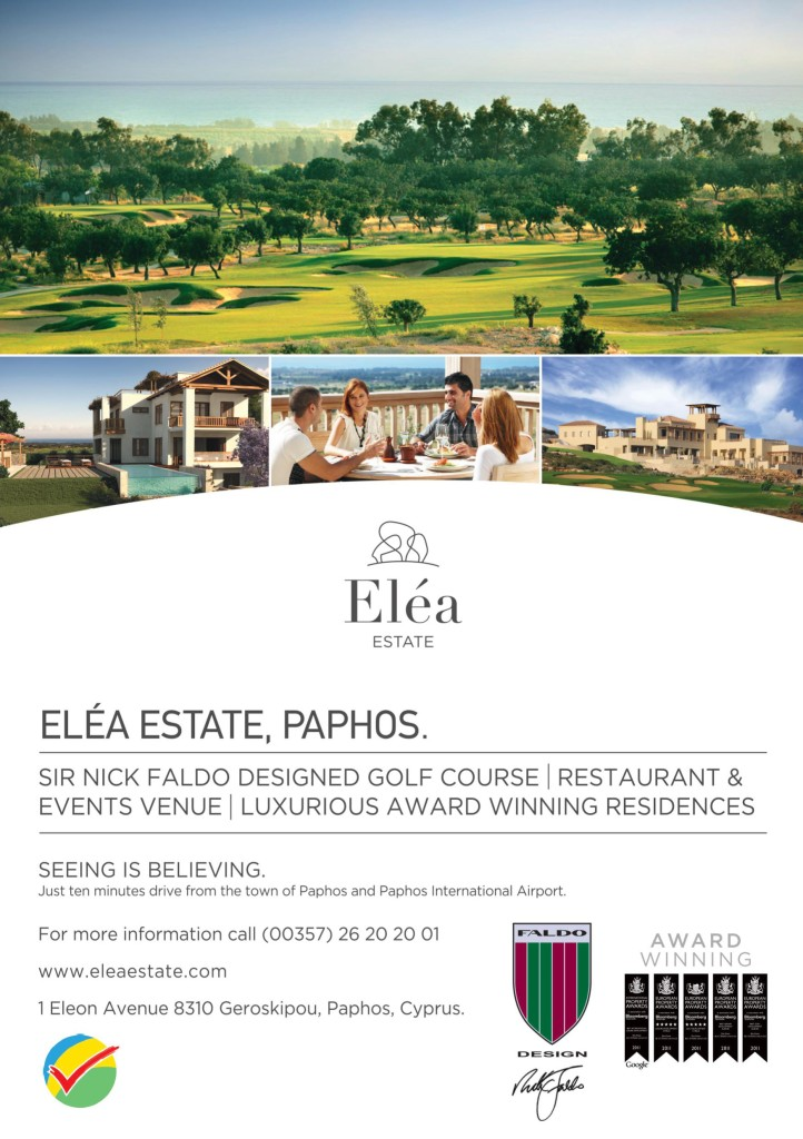 Elea Estate ad